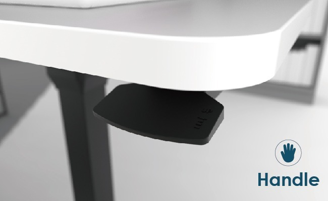 Public Height Adjustable Table